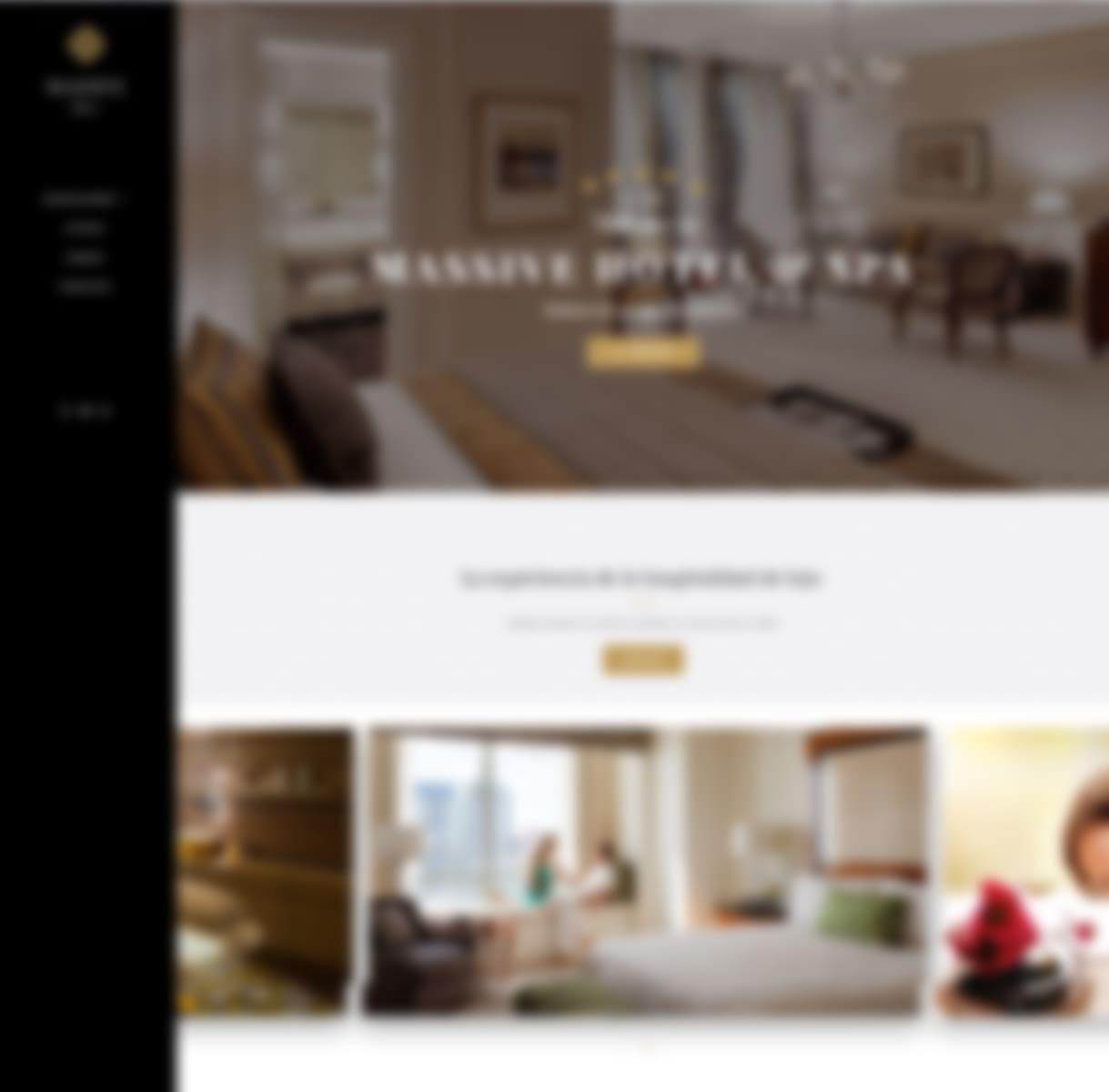 páginas web hoteles